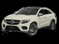 2017 Mercedes-Benz GLE 4MATIC 4dr Cpe GLE 350d