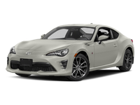 2017 Toyota 86 2dr Cpe Manual