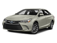 2017 Toyota Camry Hybrid 4dr Sdn XLE