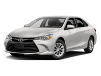 2017 Toyota Camry 4dr Sdn I4 Auto LE