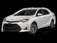 2017 Toyota Corolla 4dr Sdn Man CE