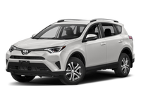2017 Toyota RAV4 FWD 4dr LE