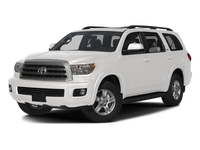 2017 Toyota Sequoia 4WD 4dr SR5