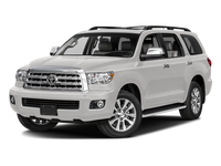 2017 Toyota Sequoia 4WD 4dr Limited