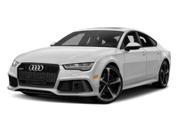 2018 Audi RS 7 Sportback 4.0 TFSI quattro tiptronic