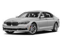 2018 BMW 7 Series Sedan 750i xDrive