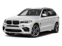 2018 BMW X5 M Sports Activity Vehicle