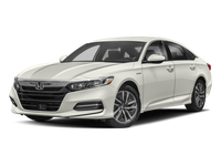 2018 Honda Accord Hybrid CVT