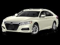 2018 Honda Accord Sedan Manual LX