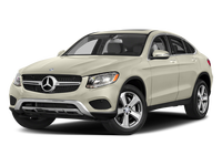 2018 Mercedes-Benz GLC 4MATIC Coupe GLC 300