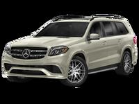2018 Mercedes-Benz GLS 4MATIC SUV AMG GLS 63