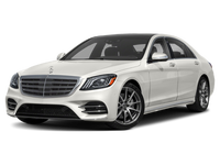 2018 Mercedes-Benz S-Class 4MATIC Sedan S 450