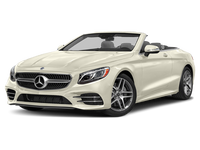 2018 Mercedes-Benz S-Class 4MATIC Coupe S 560