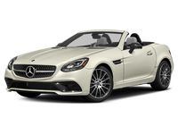 2018 Mercedes-Benz SLC Roadster SLC 300