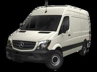 """2018 Mercedes-Benz Sprinter Cargo Van 2500 Standard Roof 144"""""""