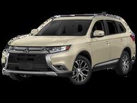2018 Mitsubishi Outlander AWC ES