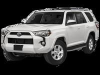 2018 Toyota 4Runner 4WD