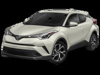2018 Toyota C-HR FWD XLE