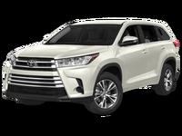 2018 Toyota Highlander 2WD LE
