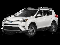 2018 Toyota RAV4 AWD Hybrid LE+