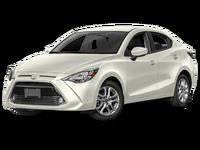 2018 Toyota Yaris Sedan Manual