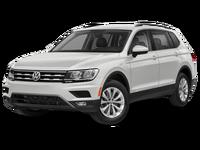 2018 Volkswagen Tiguan FWD Trendline