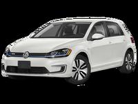 2018 Volkswagen e-Golf 4-Door Comfortline