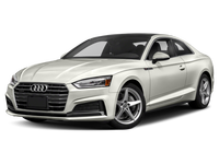 2019 Audi A5 Coupe 45 TFSI quattro Technik