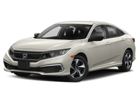 2019 Honda Civic Sedan Manual DX