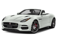 2019 Jaguar F-TYPE Convertible Auto 296HP
