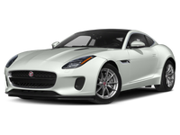 2019 Jaguar F-TYPE Coupe Auto 296HP