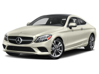 2019 Mercedes-Benz C-Class Coupe 4MATIC C 300