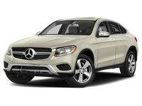 2019 Mercedes-Benz GLC Coupe 4MATIC 300