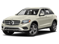 2019 Mercedes-Benz GLC 4MATIC SUV GLC 300