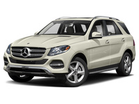 2019 Mercedes-Benz GLE 4MATIC SUV GLE 400