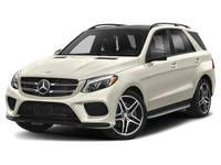 2019 Mercedes-Benz GLE 4MATIC SUV GLE 550