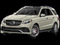 2019 Mercedes-Benz GLE 4MATIC SUV AMG GLE 63 S