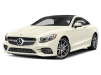 2019 Mercedes-Benz S-Class Coupe 4MATIC S 560