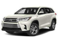 2019 Toyota Highlander 2WD LE