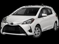 2019 Toyota Yaris Hatchback 5dr Manual LE