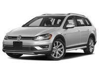2019 Volkswagen Golf Alltrack Manual Execline
