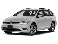 2019 Volkswagen Golf SportWagen DSG 4MOTION Execline