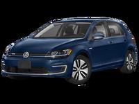 2019 Volkswagen e-Golf 4-Door Comfortline