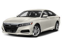 2020 Honda Accord Sedan CVT LX