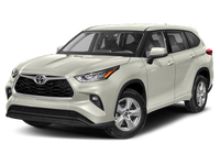2020 Toyota Highlander Hybrid AWD LE