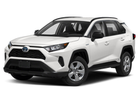 2020 Toyota RAV4 AWD LE