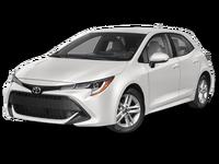 2021 Toyota Corolla Hatchback Manual