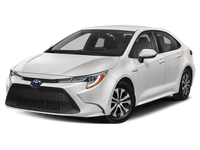 2021 Toyota Corolla Hybrid CVT