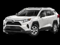 2021 Toyota RAV4 FWD LE