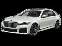 2022 BMW 7Series Sedan LongWheelbase  750Li xDrive